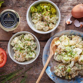 Summer Truffle Potato Salad