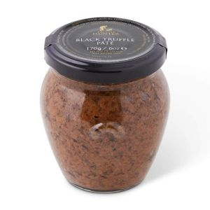 Black Truffle Pâté - Gourmet Food - Preserved Truffle