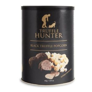 Black Truffle Popcorn 1.41oz - Vegetarian & Gluten Free Snacks