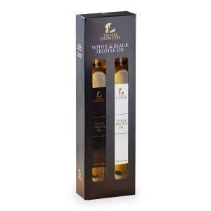 Black & White Truffle Oil Gift Set (2 x 3.38 fl. oz.) - Olive Oil
