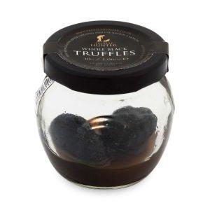 Preserved Whole Black Truffles (1.05oz.) - Garnish & Seasoning - Gourmet Food
