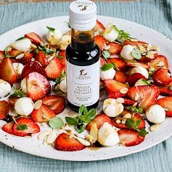 Strawberry Salad with Truffle Balsamic Vinegar