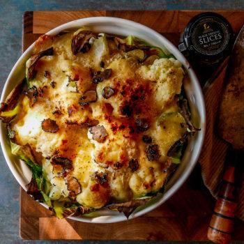 Truffle Cauli Cheese